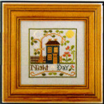 08-1002 Night & Day by Little House Needleworks