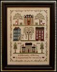 08-1962 Little House Neighborhood by Little House Needleworks