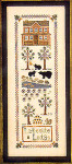05-2003 Lakeside Lodge by Little House Needleworks
