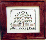 03-3165 Gathering Room, The by Little House Needleworks