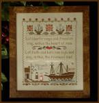 09-1981 Mayflower Landing 137 x 173 Little House Needleworks YT