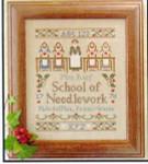 04-1127 Needlework School by Little House Needleworks
