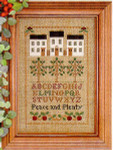 05-1577 Peace And Plenty by Little House Needleworks