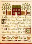 05-1093 Quilt Time Sampler by Little House Needleworks