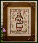 08-1312 My Needle's Work by Little House Needleworks