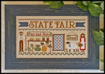 09-1170 State Fair 59w x 85h Little House Needleworks
