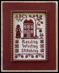 08-1108 Schoolgirl Lessons by Little House Needleworks