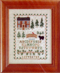 03-3164 Pinetop Lodge by Little House Needleworks