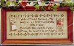 04-1128 Stitcher's Prayer, A by Little House Needleworks