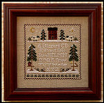 07-2722 Winter Whites by Little House Needleworks
