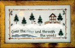 05-2367 Through The Woods by Little House Needleworks