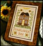 09-1528 Sunflower Inn 97 x 157 Little House Needleworks YT