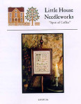 04-3326 Spot Of Coffee by Little House Needleworks