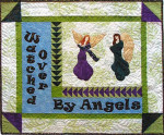More The Merrier Watched Over By Angels 24 1/2 x 30