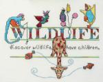 13-2470 Welcome WildlifeSize: 112w x 94 hMarNic Designs