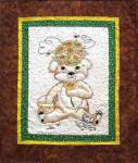 More The Merrier Honey Bear 20 x 23 1/2