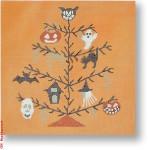 "LM-PL 015 Halloween Tree 18 Mesh 8"" Laura Megroz"