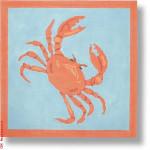 """LM-PL 010 Crab 13 Mesh 12"""" Laura Megroz"""