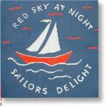 """LM-PL 05 Sailor's Delight 13 Mesh 12"""" Laura Megroz"""