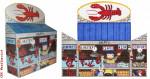 "CBK Designs Starke Art Designs SA-DS 03 Door Stop Lobster Shack 13 Mesh 14.25 x 12.75"""