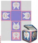 "CBK Designs Starke Art Designs SA-BX 01 Tooth Fairy Box Pink 18 Mesh 2"" Box"