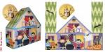 """CBK Designs Starke Art Designs SA-DS 01 Door Stop Halloween Party 13 Mesh 13"""""""