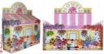 "CBK Designs Starke Art Designs SA-DS 02 Door Stop Flower Shop 13 Mesh 14.25 x 12.25"""