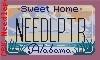 "CBK Designs Starke Art Designs SA-ML 16 Alabama Mini-License Plate 18 Mesh 5.5 x 3.25"""