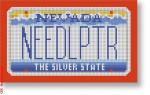 "CBK Designs Starke Art Designs SA-ML 43 Nevada 18 Mesh 5.5 x 3.25"""