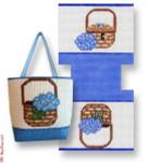 "CBK Designs Starke Art Designs SA-MT04 Nantucket Basket 13 Mesh 4.5 x 9"""