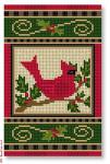 "CBK Designs Starke Art Designs SA-EX 04 Cardinal 13 Mesh 4.5 x 7"""