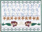 "CBK Designs Starke Art Designs SA-PL 15 Mermaid Sampler 13 Mesh 12.25 x 9.5"""