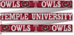 "102 Temple University Belt 18 Mesh 35 x 1.25"" CBK Designs Keep Your Pants On"