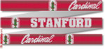 "126 Stanford Cardinals Belt 18 Mesh 35 x 1.25"" CBK Designs Keep Your Pants On"