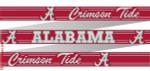 "111 Alabama ""Crimson Tide"" 18 Mesh 35 x 1.25"" CBK Designs Keep Your Pants On"