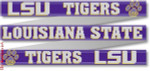 "105 Louisiana State University Belt 18 Mesh 35 x 1.25"" CBK Designs Keep Your Pants On"