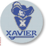 "575 Xavier 18 Mesh 4"" Rnd. CBK Designs Keep Your Pants On"