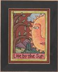 ST303101 Mill Hill Sticks Kit Live by the Sun (2013)