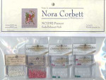 NC119E Nora Corbett Prancert Bead and treasures Embellishment Pack