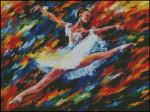 13-2573 Mira (XS & Needlepoint) by Paula's Patterns Size: 240 x 179