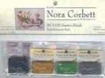 NC122E Nora Corbett Santa's Sleighn Bead Embellishment Pack