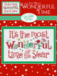 13-2611 Wonderful Time 149w x 85h Sue Hillis Designs