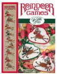 13-2758 Reindeer Games Banner: 83w x 487h Sue Hillis Designs