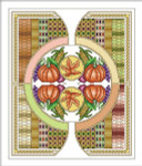 13-2528 Celtic November by Vickery Collection 120 x 192