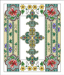 13-2062 Celtic July by Vickery Collection 160 x 192