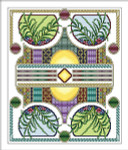 13-2435 Celtic August by Vickery Collection160 x 192