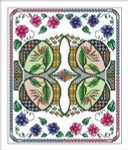 13-2365 Celtic June by Vickery Collection 160 x 192