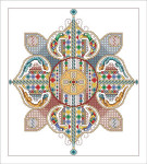 11-2011 Celtic Flower by Vickery Collection
