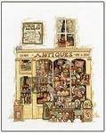 Antique Shop Permin Graphs
