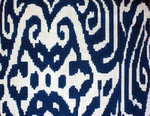 Ikat Blue-Unique New Zealand Designs